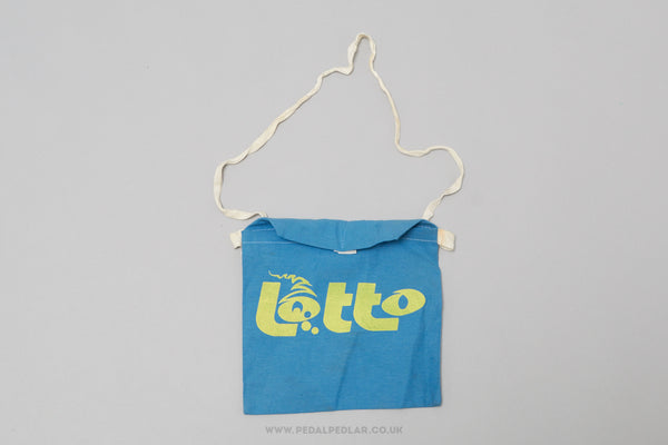Lotto Vintage Cycling Musette - Pedal Pedlar  - 1