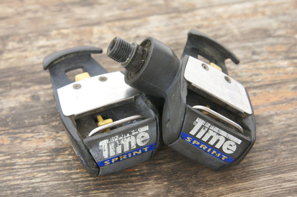 Time Sprint Vintage Clipless Pedals - Pedal Pedlar  - 1