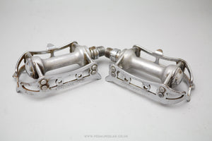 Campagnolo Nuovo Record Vintage Quill Pedals - Pedal Pedlar  - 2