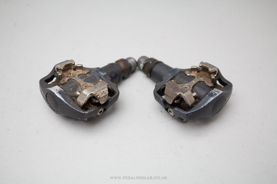 Shimano PD-M535 Vintage Clipless Pedals - Pedal Pedlar  - 1