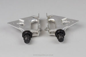 Shimano PD-A550 Light Action Vintage Platform Road Pedals - Pedal Pedlar - Classic & Vintage Cycling
