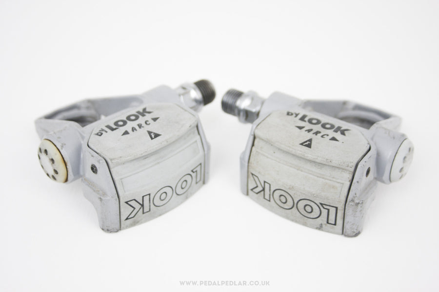 Look Racing P66 Vintage Clipless Pedals - Pedal Pedlar  - 1