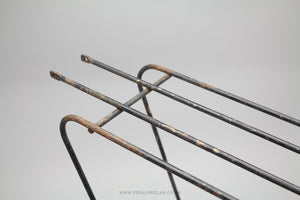 Vintage Black Rear Pannier/Luggage Rack