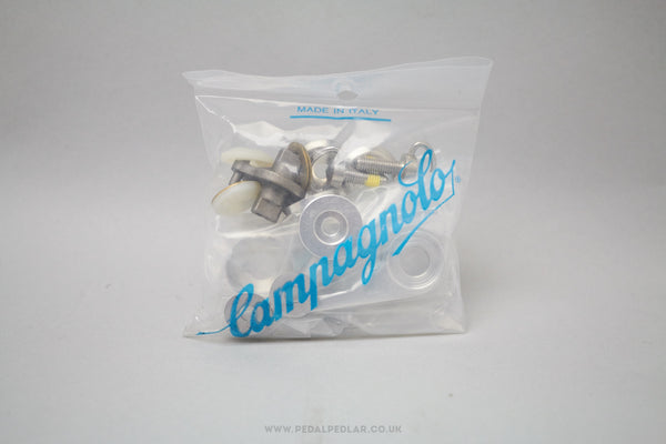 Campagnolo C-Record NOS Downtube Shifters With Aero Mount - Pedal Pedlar  - 1