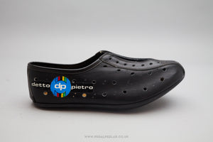 Detto Pietro NOS Classic Leather Cycling Shoes - Size UK 6.5