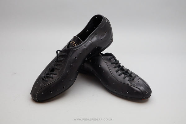 Seubircie Amateur NOS Classic Leather Cycling Shoes - Size UK 6