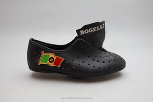 Rogelli NOS Classic Leather Cycling Shoes - Size UK 4