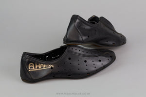 A. Hartog  NOS Vintage Leather Cycling Shoes - Size 35 - Pedal Pedlar - Classic & Vintage Cycling