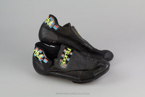 Sportful  Vintage Microfibre Cycling Shoes - Size 42 - Pedal Pedlar - Classic & Vintage Cycling