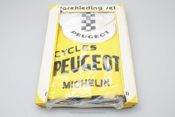 Peugeot-Michelin-Esso Late 1970s NOS Kids Full Team Cycling Kit