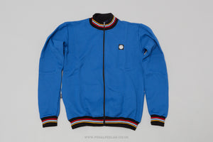 Tudor Sports 'York' Long Sleeve Cycling Jacket/Training Top - Zip Pocket in 4 Colours - Pedal Pedlar  - 1