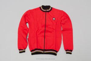 Tudor Sports 'York' Long Sleeve Cycling Jacket/Training Top - Zip Pocket in 4 Colours - Pedal Pedlar  - 4