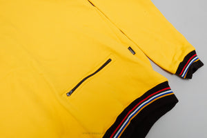 Tudor Sports 'York' Long Sleeve Cycling Jacket/Training Top - Zip Pocket in 4 Colours - Pedal Pedlar  - 5
