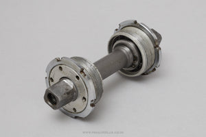 Galli Criterium Italian Thread 114 mm Vintage Bottom Bracket - Pedal Pedlar - Bike Parts For Sale