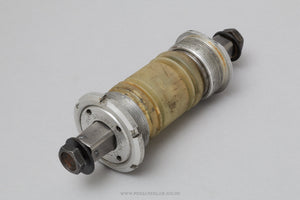 Stronglight Competition (Ref. 650 Titanium) French Thread 118 mm Vintage Bottom Bracket - Pedal Pedlar - Bike Parts For Sale