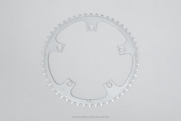 Cicli Guadrini Pantographed Vintage 52T 144 BCD Outer Chainring - Pedal Pedlar - Bike Parts For Sale