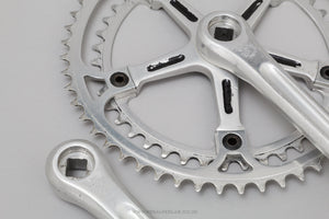 Ofmega Competizione (1100) Vintage Double Chainset - Pedal Pedlar - Bike Parts For Sale