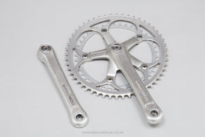 Shimano 600 EX (FC-6207) c.1987 Vintage Chainset - Pedal Pedlar - Bike Parts For Sale