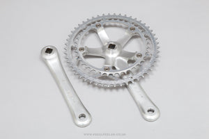 Shimano 600 Ultegra (FC-6400) c.1991 Vintage Chainset - Pedal Pedlar - Bike Parts For Sale