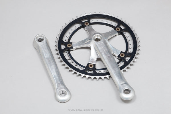 Gipiemme Cronosprint (400BA) Vintage Chainset - Pedal Pedlar - Bike Parts For Sale