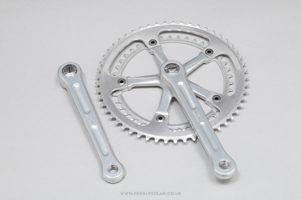 Gipiemme Dual Sprint Vintage Chainset - Pedal Pedlar - Bike Parts For Sale
