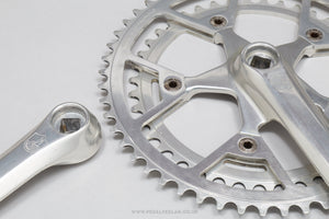 Campagnolo Triomphe (0365) Vintage Chainset - Pedal Pedlar - Bike Parts For Sale