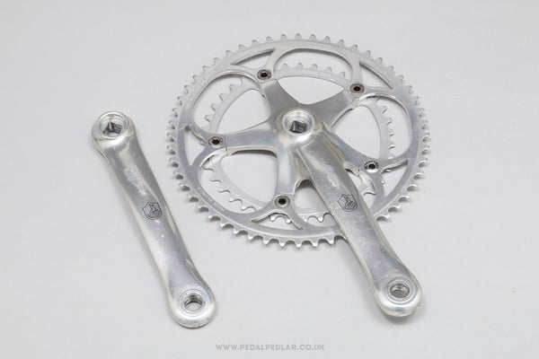 Campagnolo Chorus (706/101) Vintage Chainset - Pedal Pedlar - Bike Parts For Sale