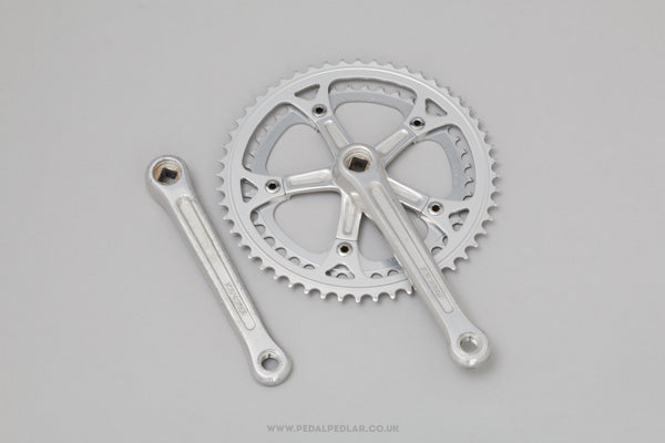 Shimano Dura Ace (GA-200) c.1976 Vintage Double Chainset - Pedal Pedlar - Bike Parts For Sale