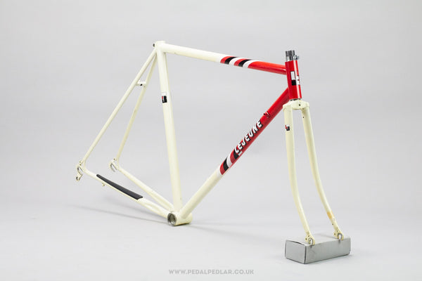 51.5cm LeJeune Vintage Road Bike Frame - Pedal Pedlar - Framesets For Sale