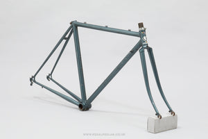 48cm Unbranded Roberts Badged Vintage Road Bike Frame - Pedal Pedlar - Framesets For Sale