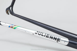 48.5cm Julienne Vintage Road Bike Frame - Pedal Pedlar - Framesets For Sale
