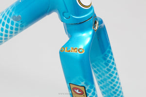 52cm Olmo Competition Aero Leader Vintage Road Bike Frame - Pedal Pedlar - Framesets For Sale
