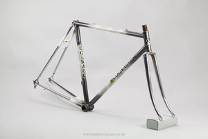 51.5cm Colnago Super c.1978 Vintage Road Bike Frame - Pedal Pedlar - Framesets For Sale