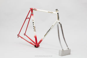56.5cm Unbranded Moser Badged Vintage Road Bike Frame - Pedal Pedlar - Framesets For Sale