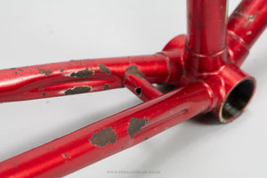 54.5cm Hirame c.1982 Vintage Road Bike Frame - Pedal Pedlar - Framesets For Sale
