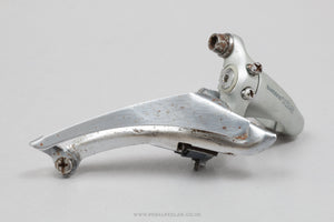 Shimano 105 SC (FD-1055) c.1990 Classic Clamp-On 28.6 mm Front Mech - Pedal Pedlar - Bike Parts For Sale