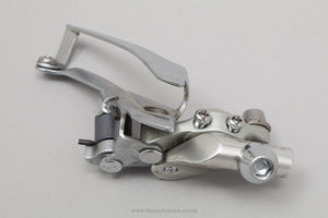 Shimano 105 (FD-1055) c.1991 Classic Braze-On Front Mech - Pedal Pedlar - Bike Parts For Sale
