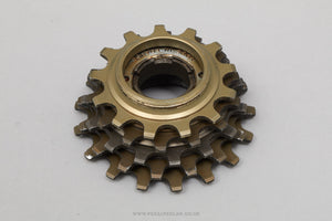 Huret Vintage 5 Speed 13-17 Freewheel - Pedal Pedlar - Bike Parts For Sale