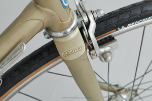 59cm Benotto Modelo 850 Paris-Roubaix c.1985 Vintage Road Bike