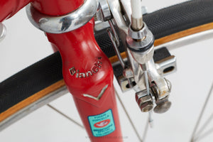56cm Bianchi Rekord 915 Triomphe Vintage Road Bike - Pedal Pedlar - Bicycles For Sale