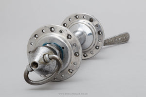 Campagnolo Gran Sport (1006) Vintage 32h Front Hub - Pedal Pedlar - Bike Parts For Sale