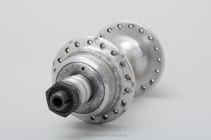 Campagnolo Nuovo Tipo (1251) Vintage 36h Rear Hub - Pedal Pedlar - Bike Parts For Sale