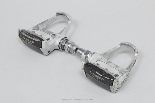 Shimano Dura-Ace (PD-7401) Classic Clipless Pedals - Pedal Pedlar - Bike Parts For Sale