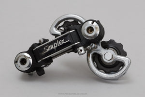 Simplex Criterium (537/P) Vintage Rear Mech - Pedal Pedlar - Bike Parts For Sale
