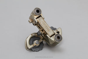 Gian Robert Competition Gold Vintage Rear Mech - Pedal Pedlar - Bike Parts For Sale