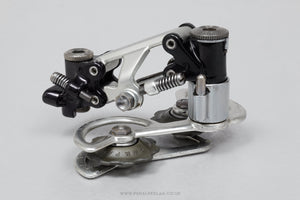 Campagnolo Super Record (4001 2nd Gen) c.1984 Vintage Rear Mech - Pedal Pedlar - Bike Parts For Sale