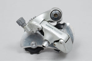 Shimano 105 SC (RD-1055) c.1990 Classic Rear Mech - Pedal Pedlar - Bike Parts For Sale