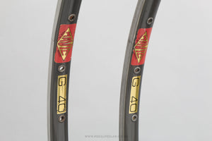 Mavic G40 Vintage 36h 700c Clincher Rims - Pedal Pedlar - Bike Parts For Sale