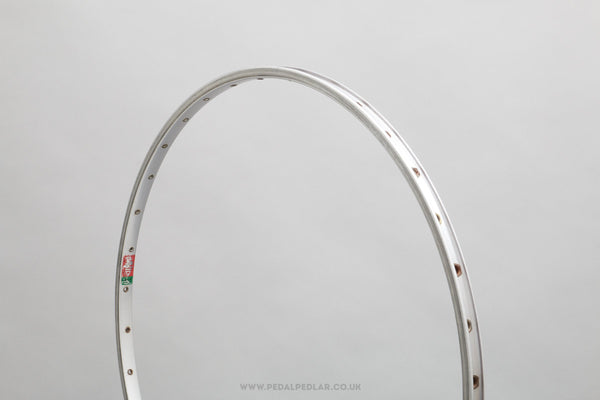 Mavic MA2 Argent Red/Green Label Vintage 36h 700c Clincher Rim - Pedal Pedlar - Bike Parts For Sale