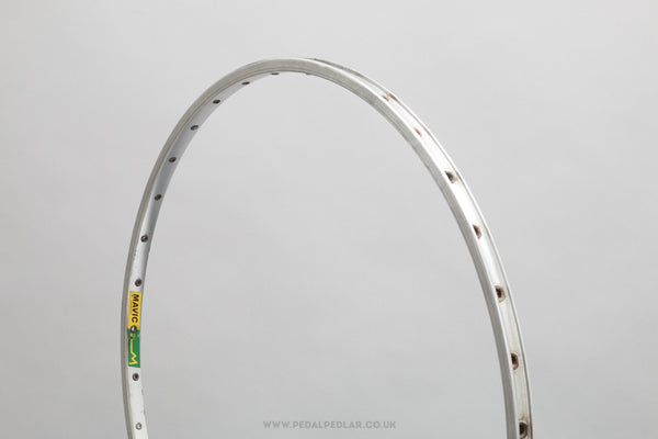 Mavic MA2 Green/Yellow Label Vintage 36h 700c Clincher Rim - Pedal Pedlar - Bike Parts For Sale